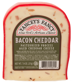 Yancey's Fancy Bacon Cheddar Cheese