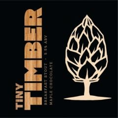 Beer Tree Tiny Timber / 4-pack cans