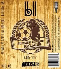 Belt Line Brewery Summer League Kolsch / 4-pack cans