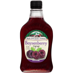 Maple Grove Boysenberry Syrup