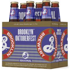 Brooklyn Oktoberfest - 6 Pack of Bottles