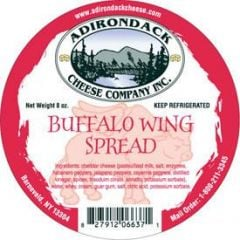 Adirondack Cheese Co. Buffalo Wing Spread