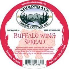 Adirondack Cheese Co. Buffalo Wing Spread