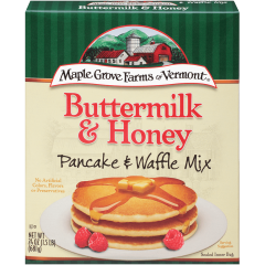Maple Grove Buttermilk & Honey Pancake & Waffle Mix