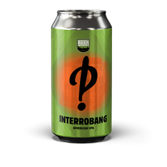 Community Beer Works Interrobang / 4-pack cans