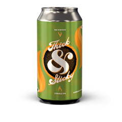 Community Beer Works Thick & Sticky / 4-pack cans