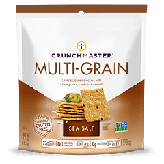 Crunchmaster Sea Salt Multi-grain Crackers