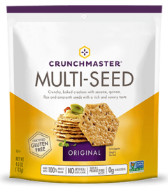 Crunchmaster Original Multi-seed Crackers