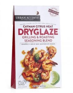 Urban Accents Cayman Citrus Heat Dryglaze