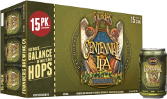 Founders Brewing Co. Centennial IPA / 15-Pack cans