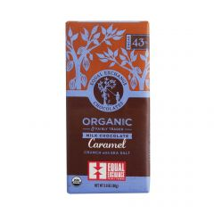Equal Exchange Caramel Milk Chocolate