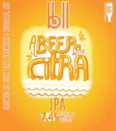 Belt Line Brewery A Beer with Citra / 4-pack cans