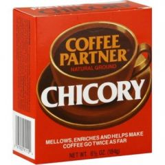 Coffee Partner Chicory - 6.5 oz Box