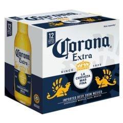 Corona Extra / 12-pack bottles