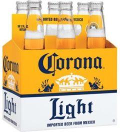 Corona Light / 6-pack bottles