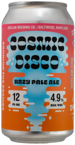 DuClaw Brewing Co. Cosmic Disco / 6-pack cans