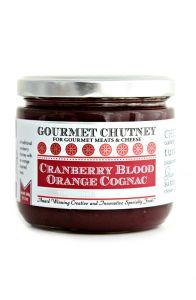 Wozz! Cranberry Blood Orange & Cognac Chutney