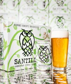 Night Shift Brewing Santilli / 12-pack cans