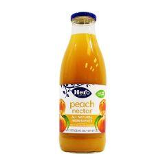 Hero Peach Nectar - 33.8 oz Bottle