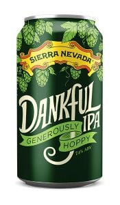 Sierra Nevada Dankful IPA / 6-pack cans