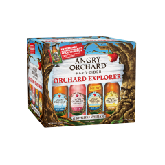 Angry Orchard Orchard Explorer / 12-pack bottles