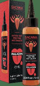 Paladin Extra Hot Piri Piri Hot Sauce - 2.54 oz Bottle