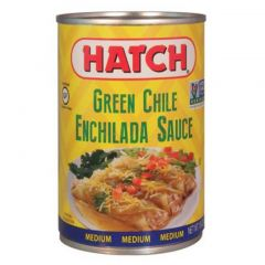 Hatch Green Chile Enchilada Sauce