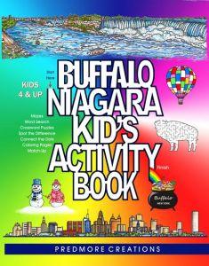 Predmore Buffalo Niagara Kids Activity Book