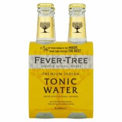 Fever-Tree Premium Tonic Water 4 Pk