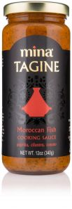 Mina Fish Tagine Sauce
