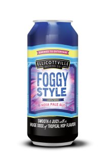 Ellicottville Brewing Company Foggy / 4-pack cans