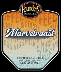 Founders Marvelroast / 4-Pack bottles