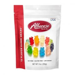 Albanese Gummi Bears - 9 oz Bag