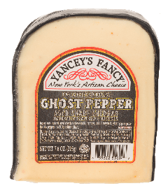 Yancey's Fancy Ghost Pepper Cheddar Cheese