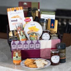 The Gourmet Experience Gift Basket (#325)