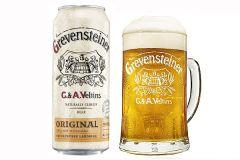 Veltins Grevensteiner / 4 Pack of Cans