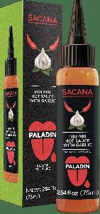 Paladin Garlic & Bay Leaf Piri Piri Hot Sauce - 2.54 oz Bottle