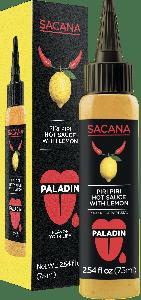 Paladin Lemon Piri Piri Hot Sauce - 2.54 oz Bottle
