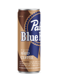 Pabst Blue Ribbon Hard Coffee / 4-Pack Cans