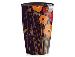 Tea Forte Kati Steeping Cup w/ Infuser - Poppy Fields