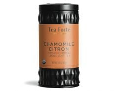Tea Forte Chamomile Citron Herbal Tea