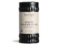 Tea Forte White Ginger Pear Tea