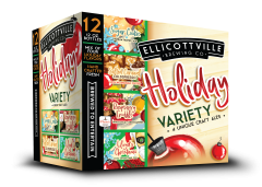 Ellicottville Brewing Company Holiday Variety / 12-pack bottles