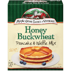 Maple Grove Honey Buckwheat Pancake & Waffle Mix