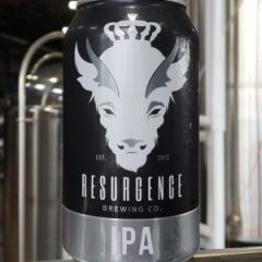 Resurgence Brewing Company IPA / 6-pack cans