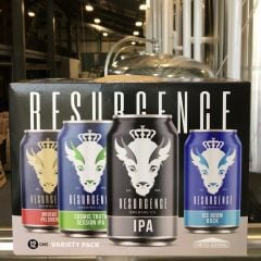 Resurgence Variety / 12-Pack cans