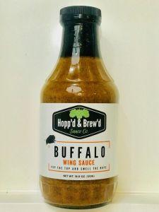 Hopp'd & Brew'd Buffalo Wing Sauce