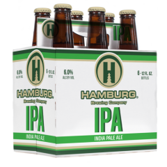 Hamburg Brewing Co. IPA / 6-pack bottles