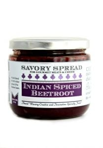 Wozz! Indian Spiced Pickled Beet Spread