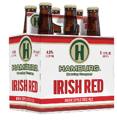 Hamburg Brewing Co. Irish Red / 6-pack bottles